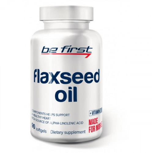 Be First Flaxseed Oil (90 капс.)
