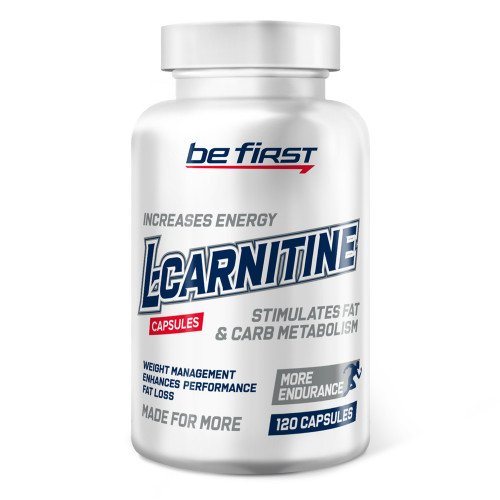 Be First L-Carnitine Capsules 700 мг (120 капс.)