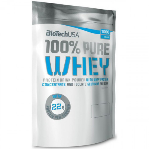 BioTech USA 100% Pure Whey (1000 гр.)