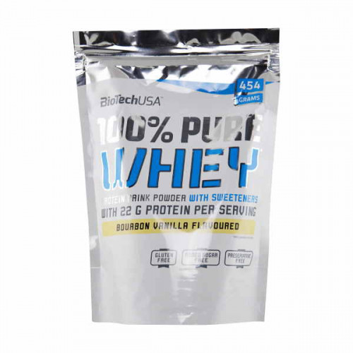 BioTech USA 100% Pure Whey (454 гр.)