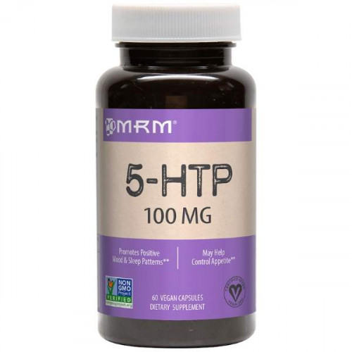 MRM 5-HTP 100 mg Vegan (60 капс.)