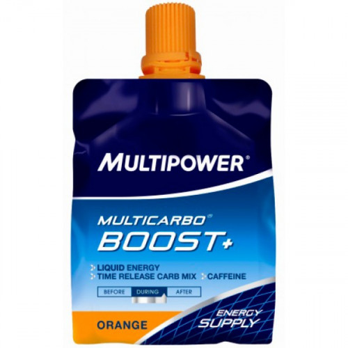 Multipower MultiCarbo Boost+ (100 мл)
