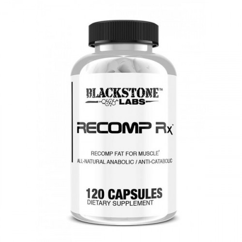 Blackstone Labs Recomp Rx (120 капс.)