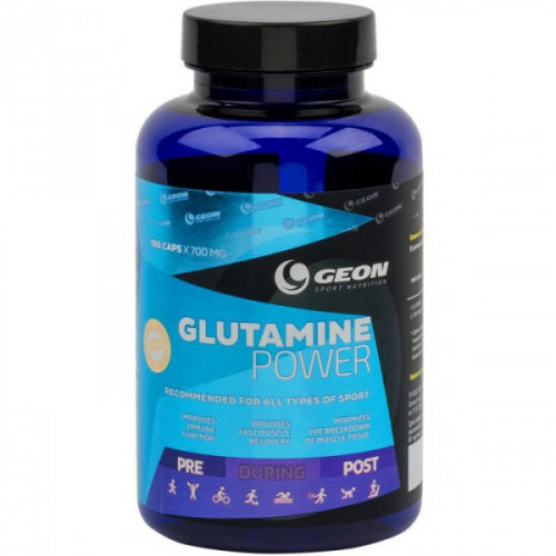 GEON Sport Nutrition Glutamine Power (180 капс.)