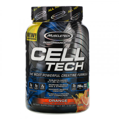 Muscletech Cell-Tech Performance Series (1400 гр.)