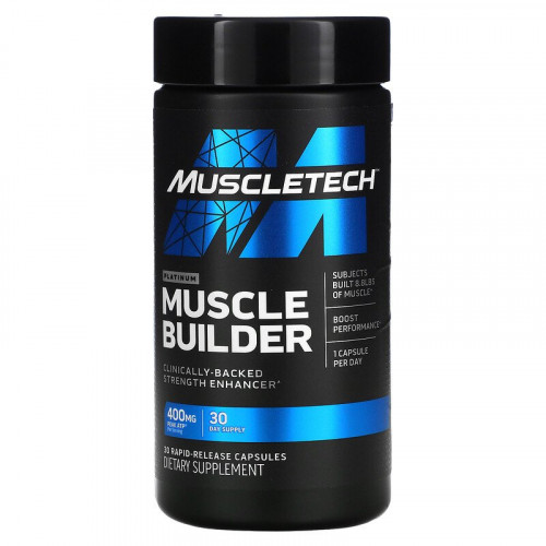 MuscleTech Pro Series Muscle Builder Rapid-Release Capsules (30 капс.)