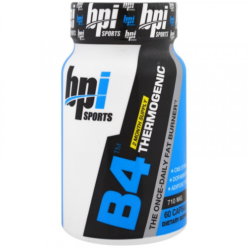BPI Sports B4 Thermogenic (30 капс.)