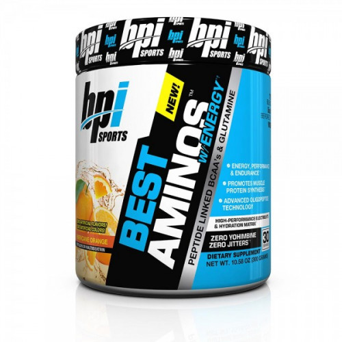 BPI Sports Best Aminos w/Energy (300 гр.)