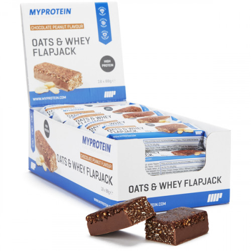 Myprotein Oats Whey Flapjack (88 гр.)