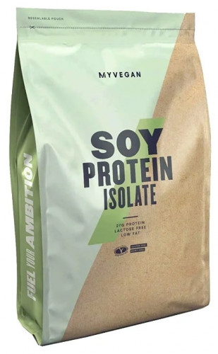 Myprotein Soy Protein Isolate (1000 гр.)