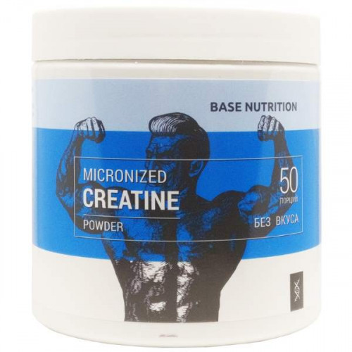 CMTech Base Nutrition Creatine 100% (300 гр.)