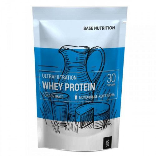 CMTech Base Nutrition Whey Protein (900 гр.)