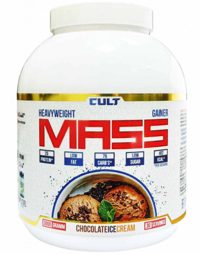 CULT Sport Nutrition 100% Pure Mass Gainer (3000 гр.)