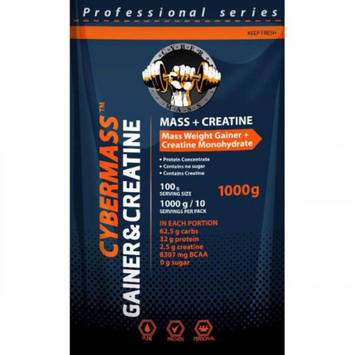 CyberMass Gainer + Creatine (1000 гр.)