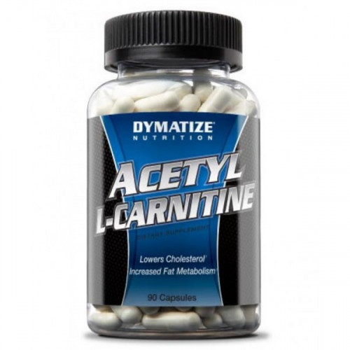 Dymatize Nutrition Acetyl L-Carnitine 500 мг (90 капс.)