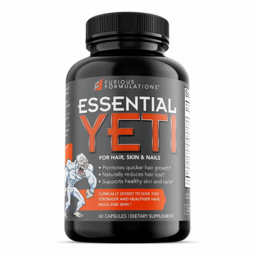 Furious Formulations Essential Yeti (60 капс.)
