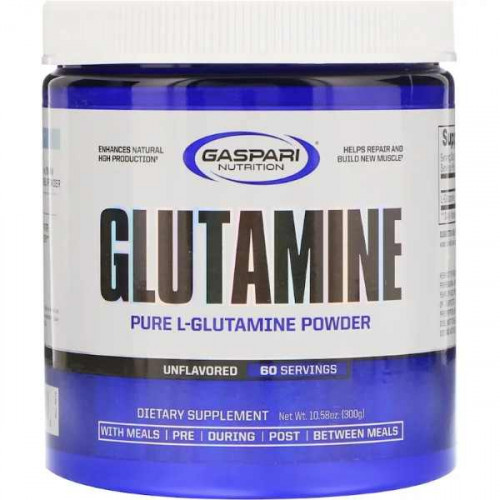 Gaspari Glutamine Powder (300 гр.)