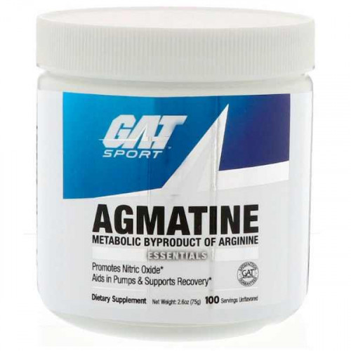 GAT Essentials Agmatine Powder (75 гр.)