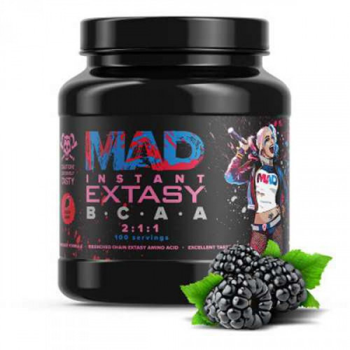 GeneticLab Nutrition MAD Instant Extasy BCAA 2:1:1 (500 гр.)