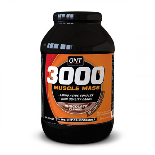 QNT 3000 Muscle Mass (1300 гр.)