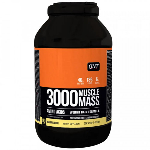 QNT 3000 Muscle Mass (4500 гр.)