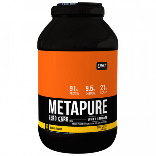 QNT Metapure Zero Carb Whey Isolate (2000 гр.)