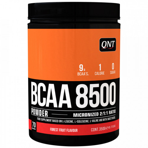QNT BCAA Powder 8500 (350 гр.)