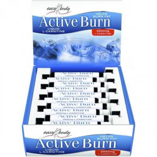 QNT Easy Body Active Burn Ampoules (20 мл x 20 шт.)