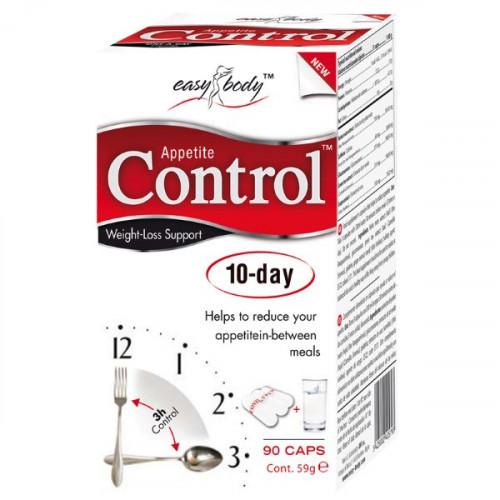 QNT Easy Body Appetite Control (90 капс.)