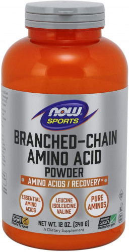 Now Sports Branched Chain Amino Acid Powder (340 гр.)