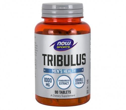 Now Sports Tribulus 1000 mg Tablets (90 таб.)
