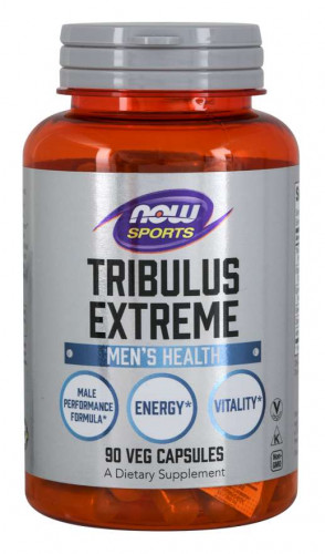 Now Sports Tribulus Extreme Veg Capsules (90 капс.)