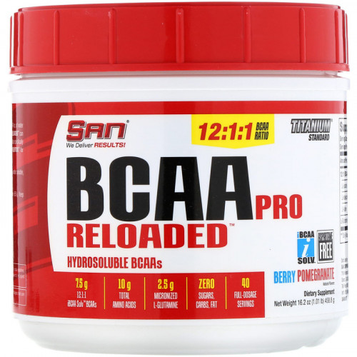 SAN BCAA-Pro Reloaded (456 гр.)