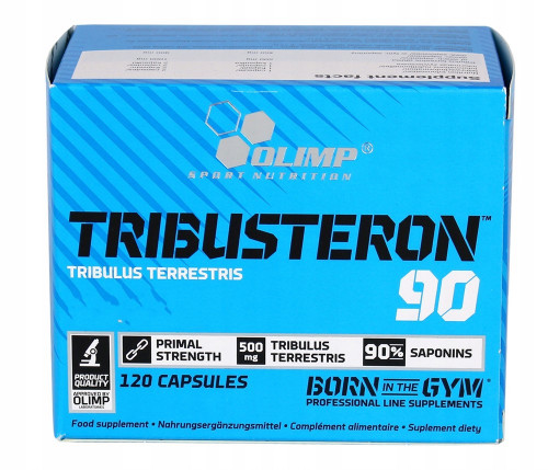 Olimp Sport Nutrition Tribusteron 90% saponins (120 капс.)