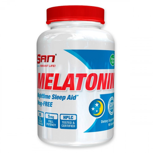 SAN Melatonin 5 mg (90 капс.)