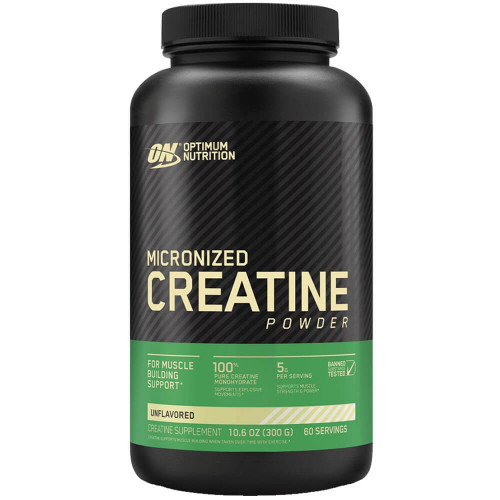 Optimum Nutrition Micronized Creatine Powder (300 гр.)