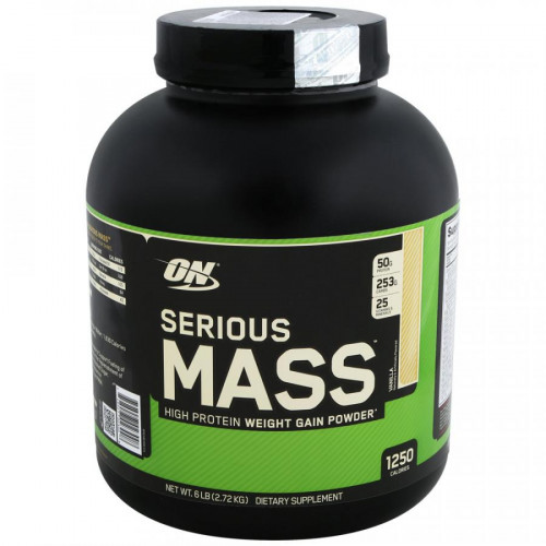 Optimum Nutrition Serious Mass (2727 гр.)