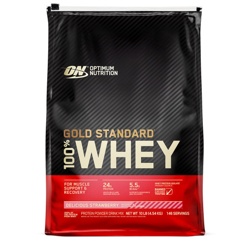 Optimum Nutrition 100% Whey Gold Standard (4540 гр.)