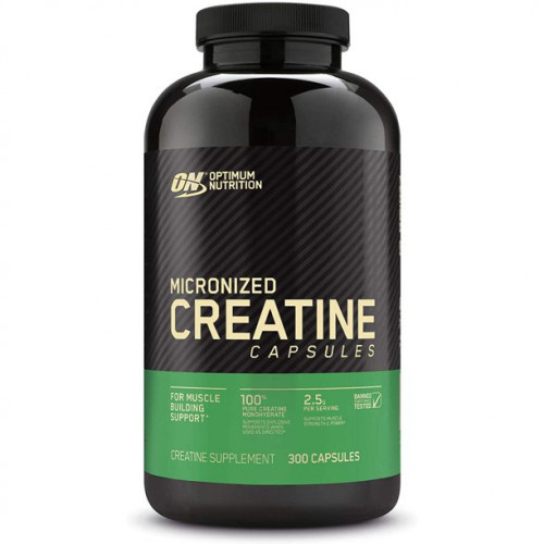 Optimum Nutrition Creatine 2500 Caps (300 капс.)