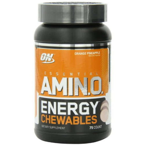 Optimum Nutrition Esseintial Amino Energy Chewables (75 таб.)