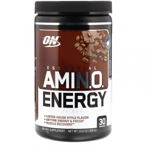 Optimum Nutrition Essential Amino Energy Cafe Series (300 гр.)