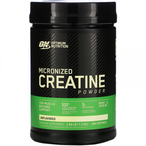 Optimum Nutrition Micronized Creatine Powder (1200 гр.)