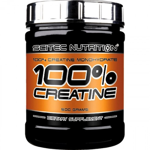 Scitec Nutrition 100% Creatine (500 гр.)