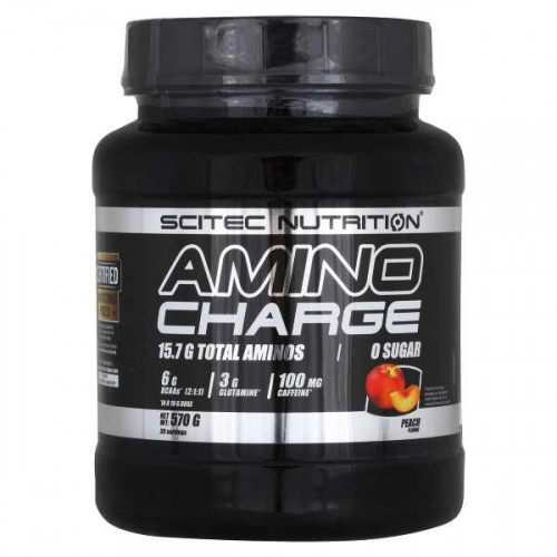 Scitec Nutrition Amino Charge (570 гр.)