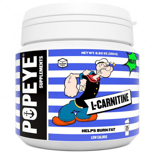Popeye Supplements L-Carnitine (250 гр.)