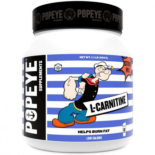 Popeye Supplements L-Carnitine (500 гр.)