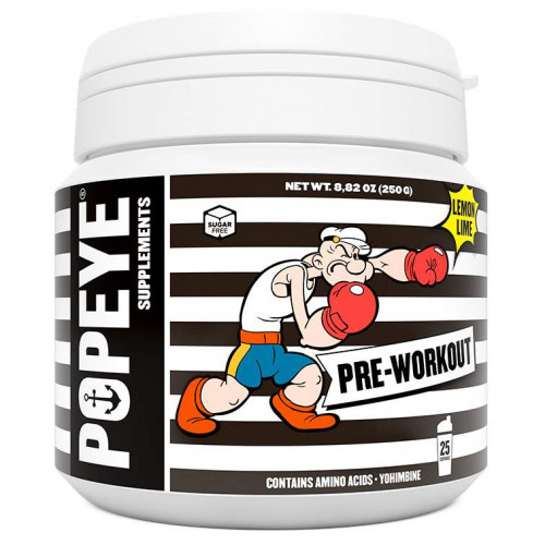 Popeye Supplements Pre-Workout DMAA (250 гр.)