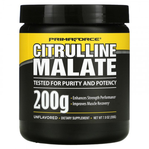 PrimaForce Citrulline Malate Powder (200 гр.)