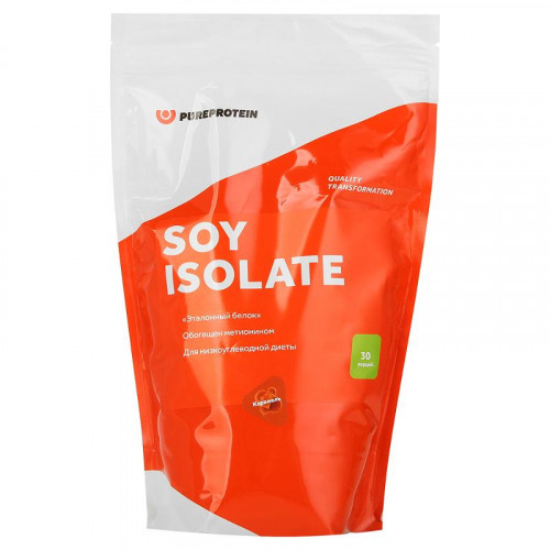 PureProtein Base Line Soy Protein (600 гр.)