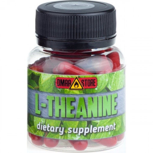 DMAA Store L-Theanine 200 мг (25 капс.)